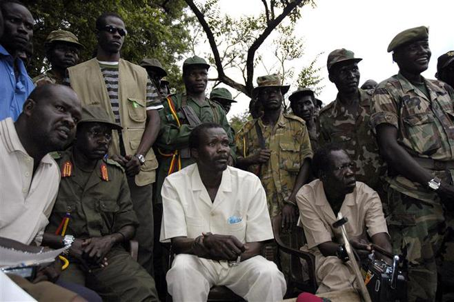 kony and lra
