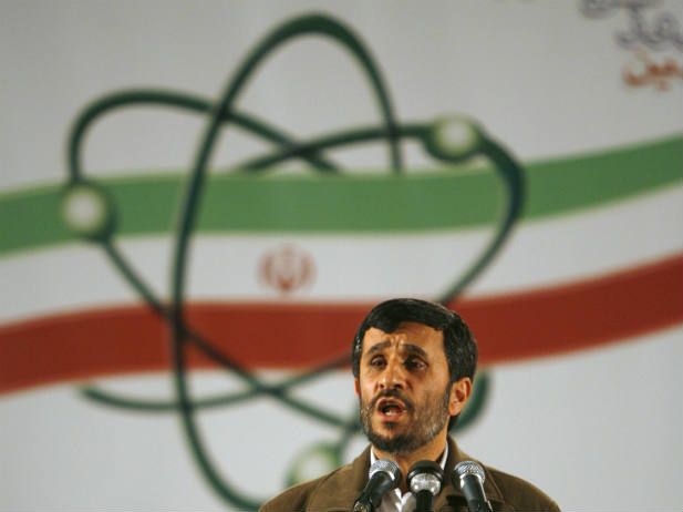 ahmadinejad and the atom