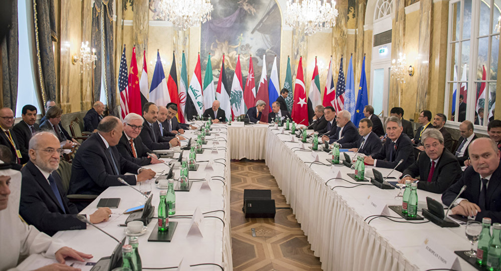 vienna conference on syria