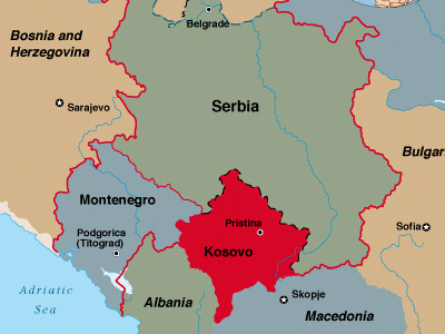 is kosovo a muslim country