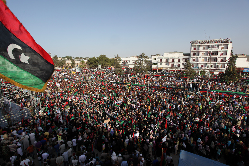 libya uncertain