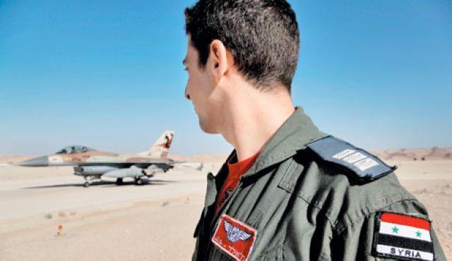 syrian airforce