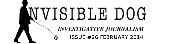 INVISIBLE DOG
